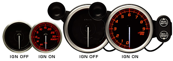 RGN2 USDM ignition ON/OFF